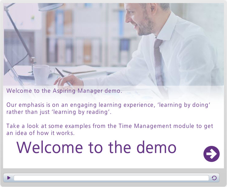 Aspire Manager Demo